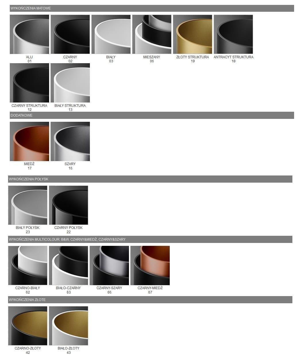 AQform kolory