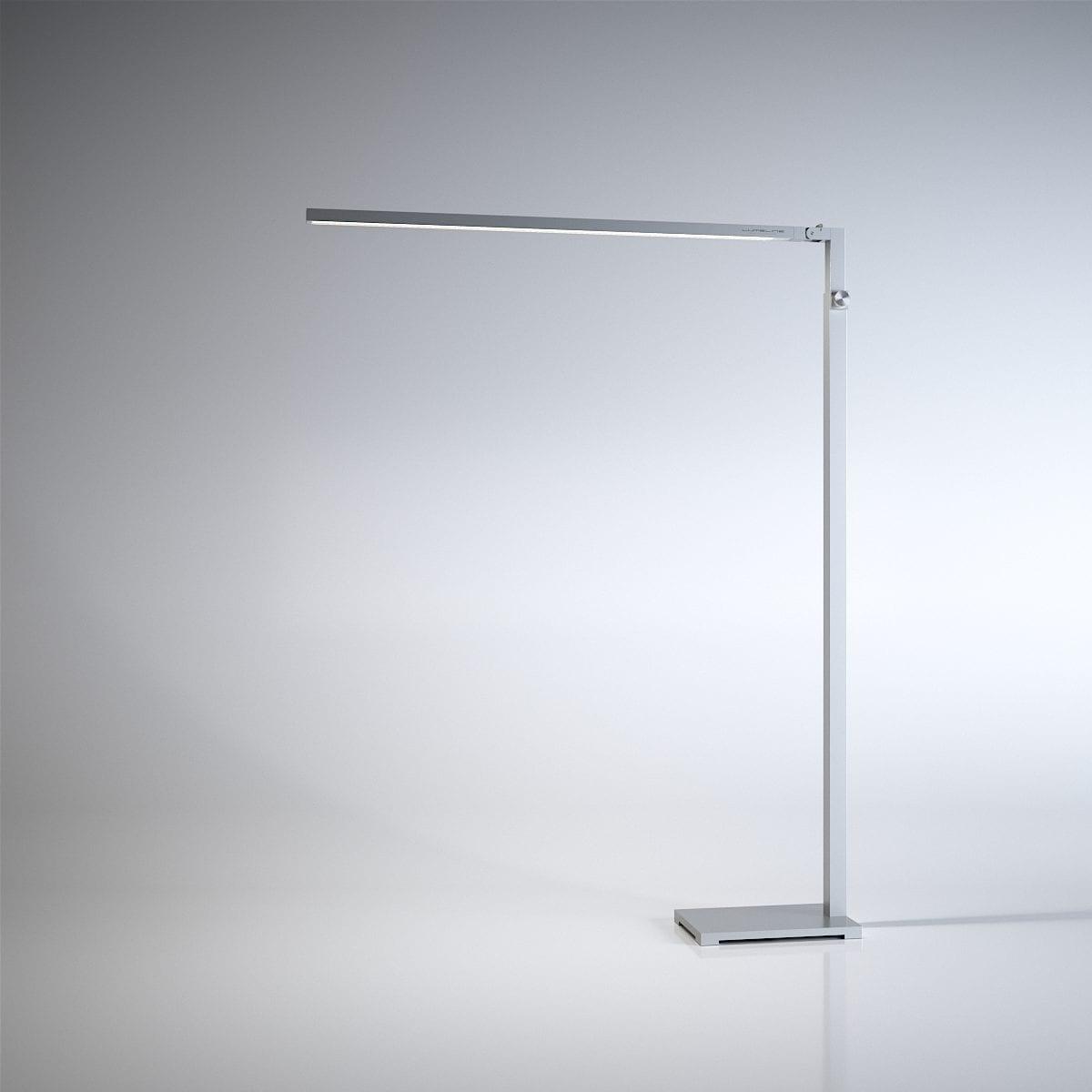 lumeline_lampa_sunray_premium_LED_srebrny
