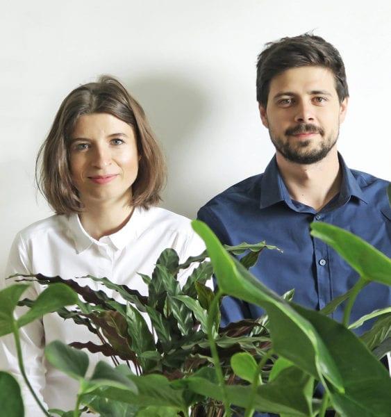 Izabela i Szymon Serej
