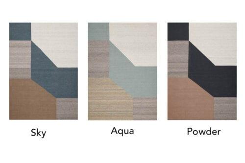 Linie Design Blocchi kolory